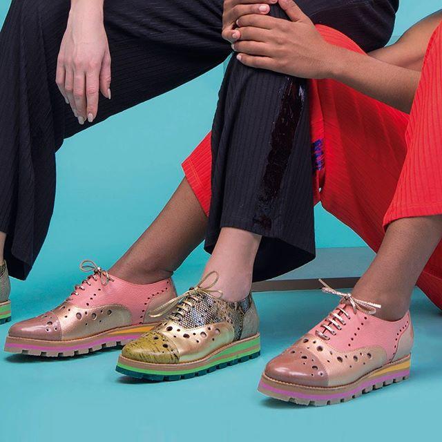 zapatos acordonados mujer verano 2020 Luz principe