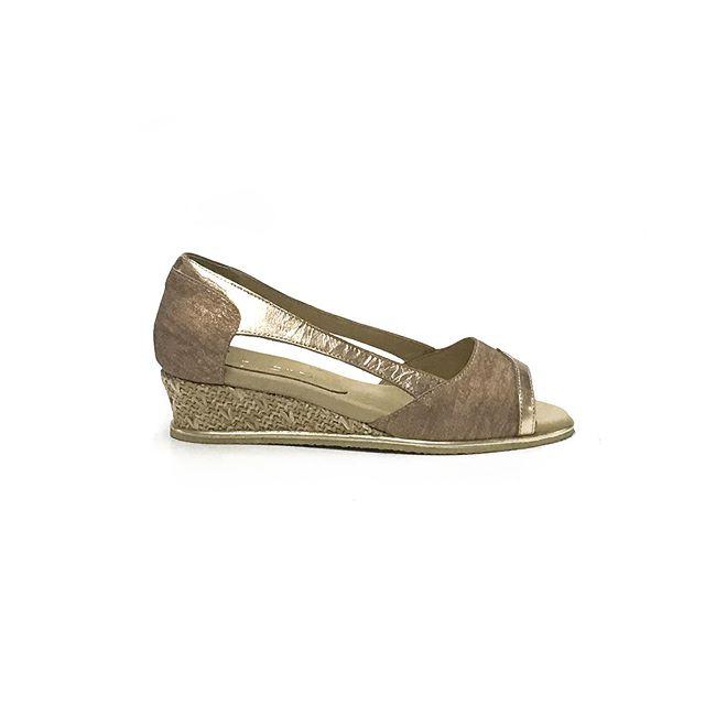 Zapatos bajos taco chino verano 2020 Calzados Valerio