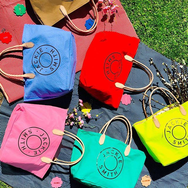 bolsos shopper verano 2020 Jackie Smith