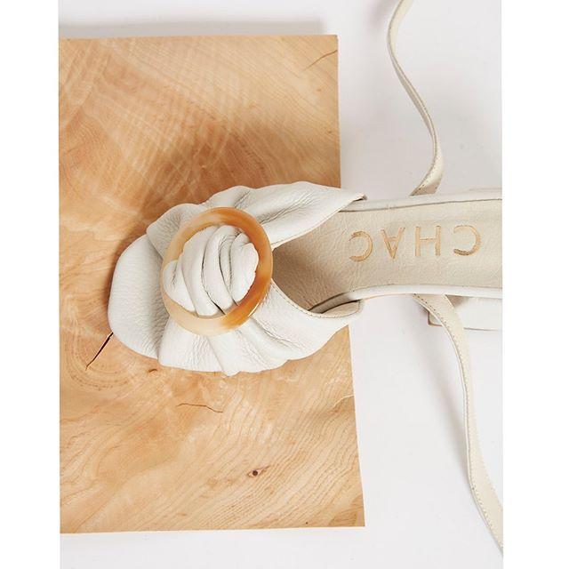 sandalias blancas verano 2020 Chao Shoes