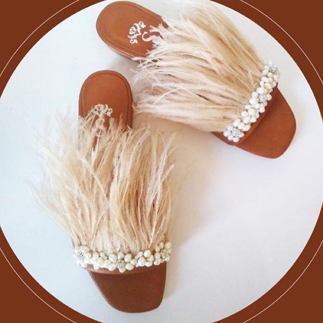 sandalias con flecos verano 2020 Santesteban