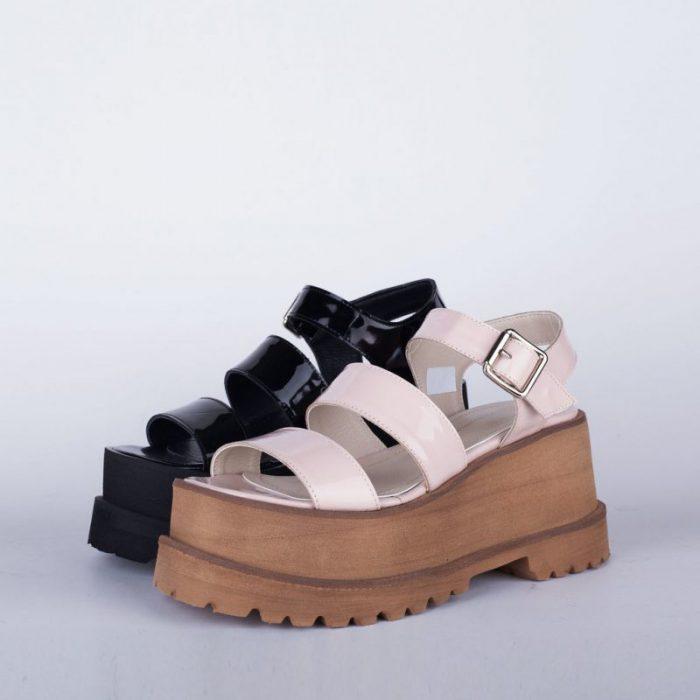 sandalias con plataformas verano 2020 New Factory