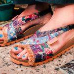 Calzados Puro - Zapatillas y sandalias bohemias verano 2020