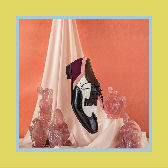 zapatos abotinados mujer verano 2020 Jessica Kessel