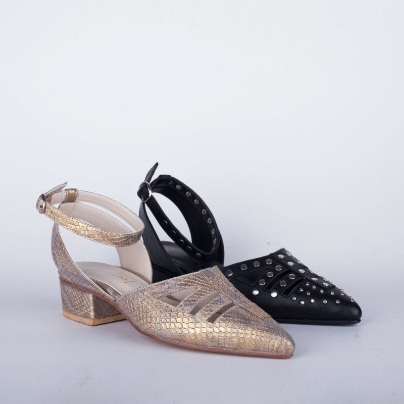 zapatos planos punta fina verano 2020 New Factory