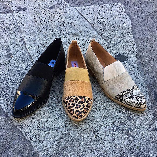 zapatos planos verano 2020 Calzados Tops