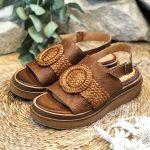 Marignan Shoes – Sandalias y zapatos de cuero verano 2020
