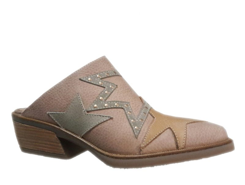zueco texano BULWARK by Cromo Shoes