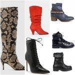 Botas de moda para mujer otoño invierno 2020 - Argentina
