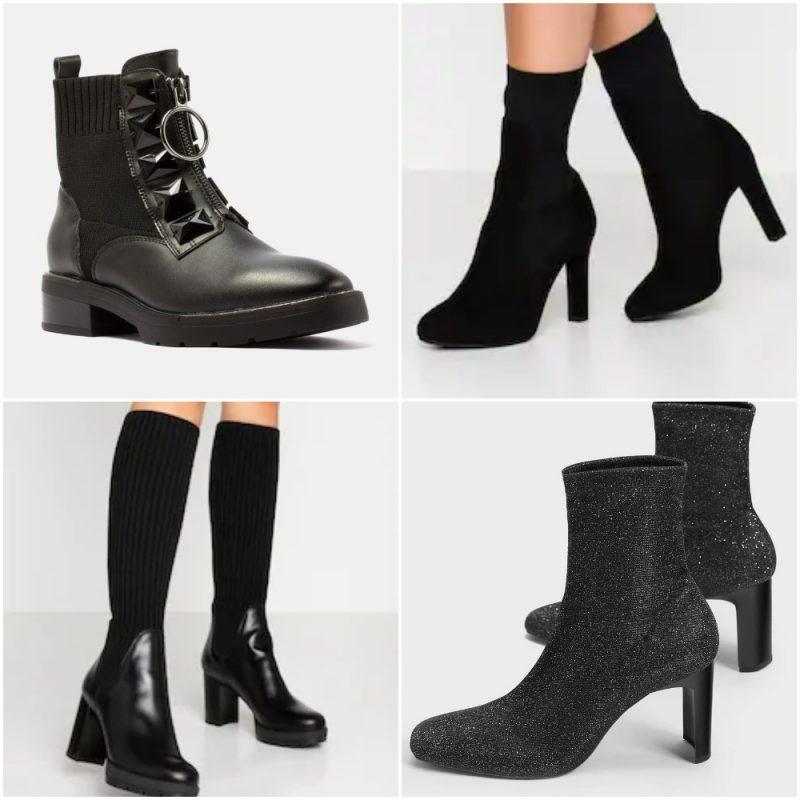 botas calcetin invierno 2020 tendencias