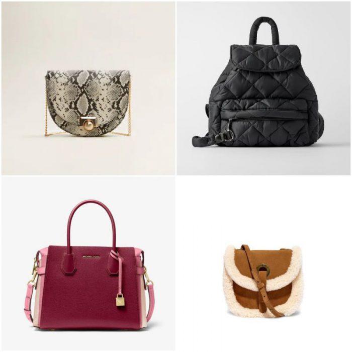 tendencias en carteras y bolsos invierno 2020