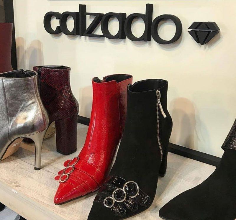 FH Calzados botas punta fina invierno 2020