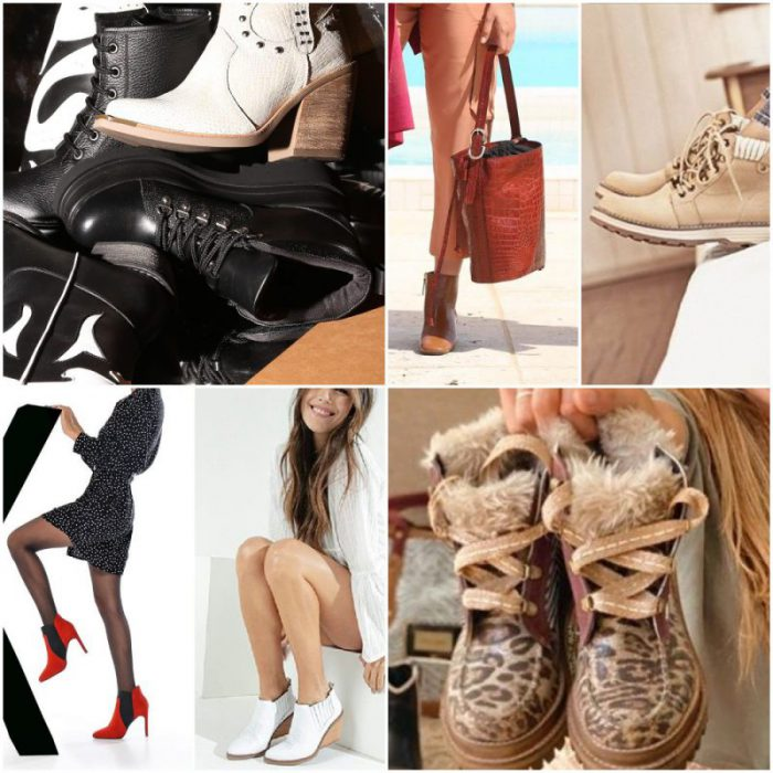 Foto anticipo colecciones calzado argentino invierno 2020