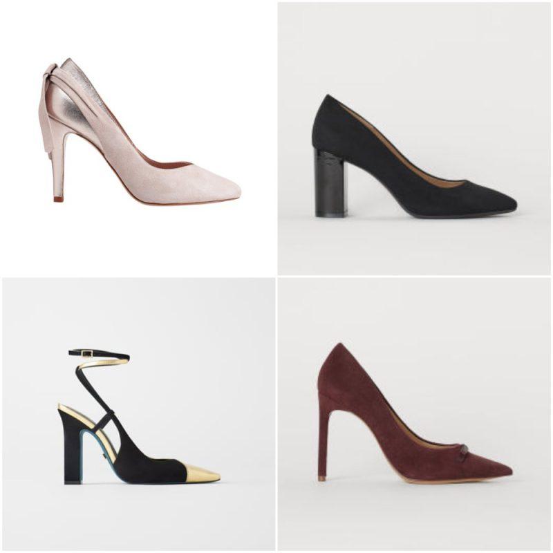 Zapatos stilettos invierno 2020