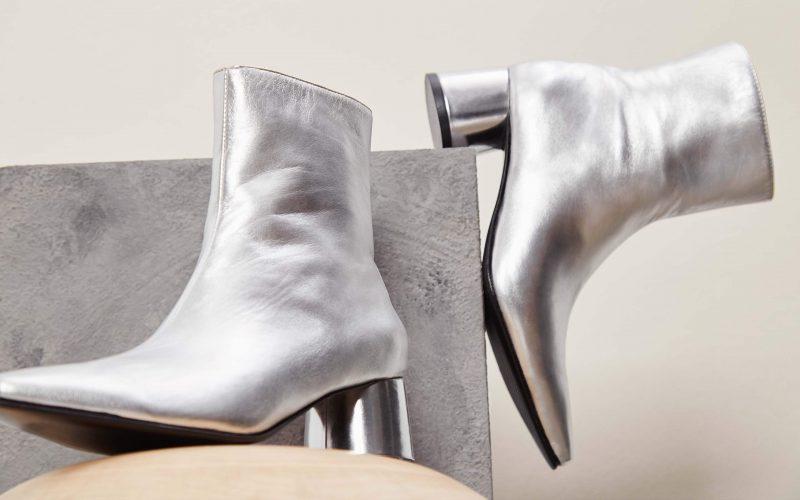 botas metalizadas invieno 2020 Vitamina
