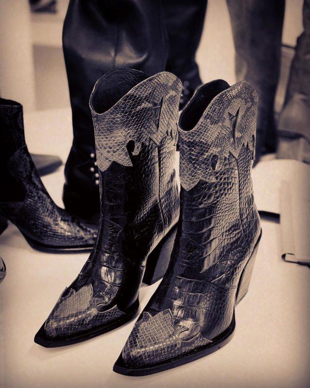 valkirya zapatos Botas Texanas invierno 2020