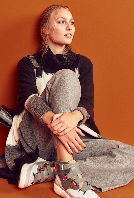 zapatillas botitas deportivas y urbanas invieno 2020 Vitamina