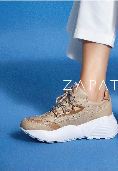 Zapatillas base deportiva invierno 2020 Calzados Heyas