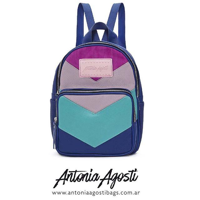 mochila azul sw cuweo