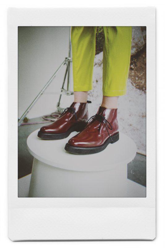 zapatos abotinados para mujer invierno 2020 Mishka