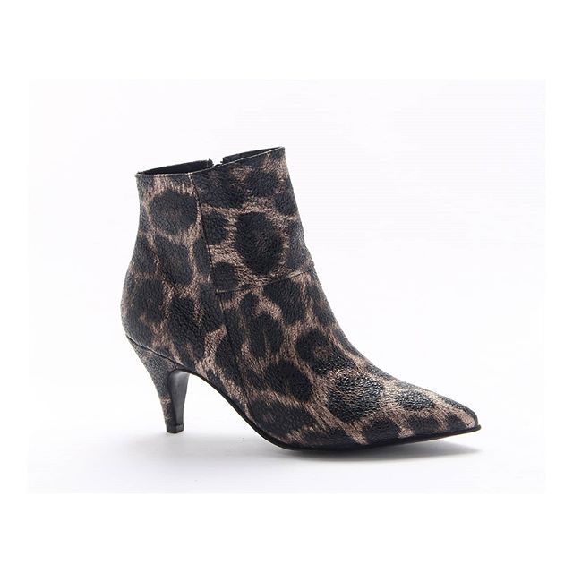 botas animal print invierno 2020 Lady Comfort