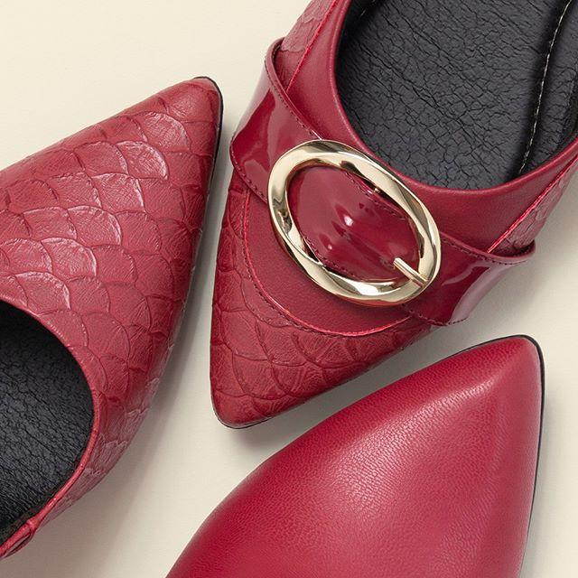 stilettos bordo invierno 2020 Calzado Piccadilly