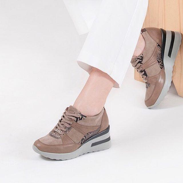zapatillas para mujer con suela ergonomica otoño invierno 2020 Cavatini