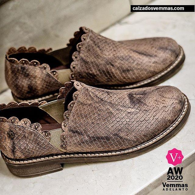 zapatos crococuero invierno 2020 Calzado Vemmas