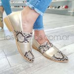 Zapatos planos para otoño 2020 de Calzados Las Boleras