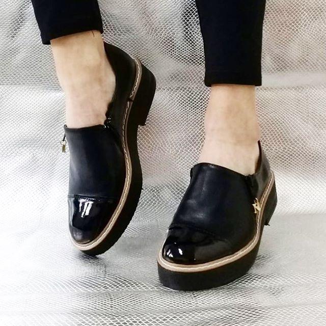 zapatos con cierre invierno 2020 Nazaria