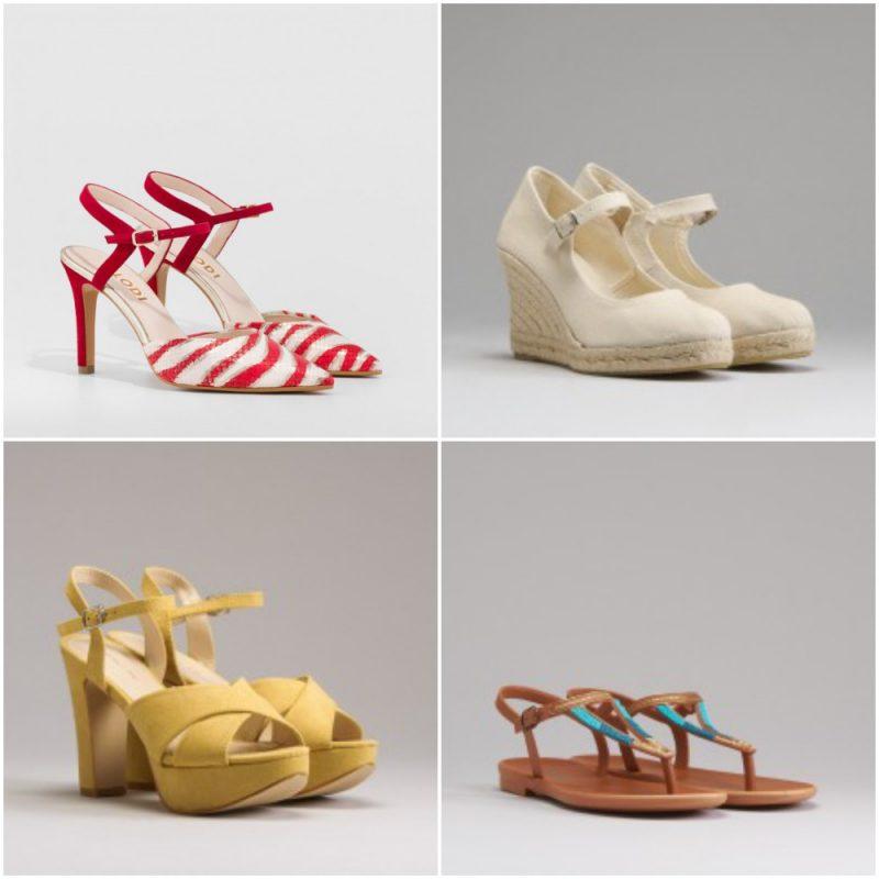 Hebillas Mary Janes primavera verano 2021 Tendencias de moda en calzados