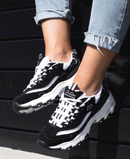 zapatillas deportivas para look casual de mujer