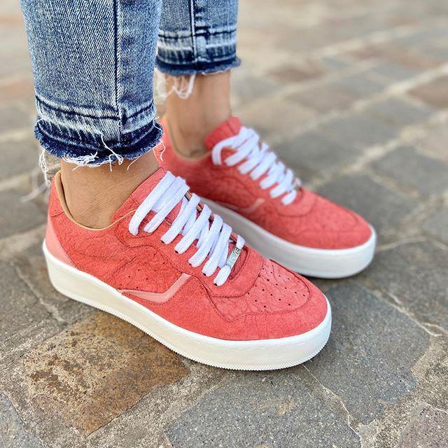 Pamuk Zapatillas rosa melocoton verano 2021