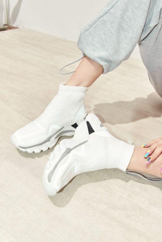 Zapatillas estilo calcetin calzado juvenil verano 2021 47 Street