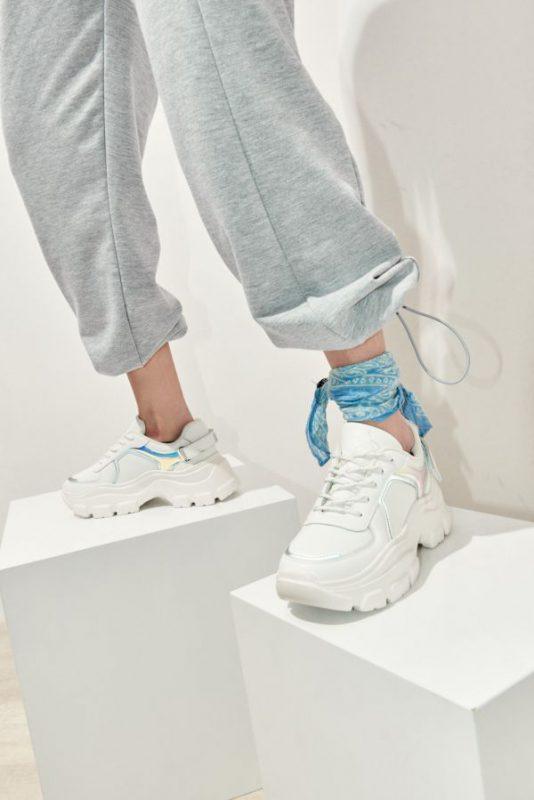 Zapatillas estilo deportiva calzado juvenil verano 2021 47 Street