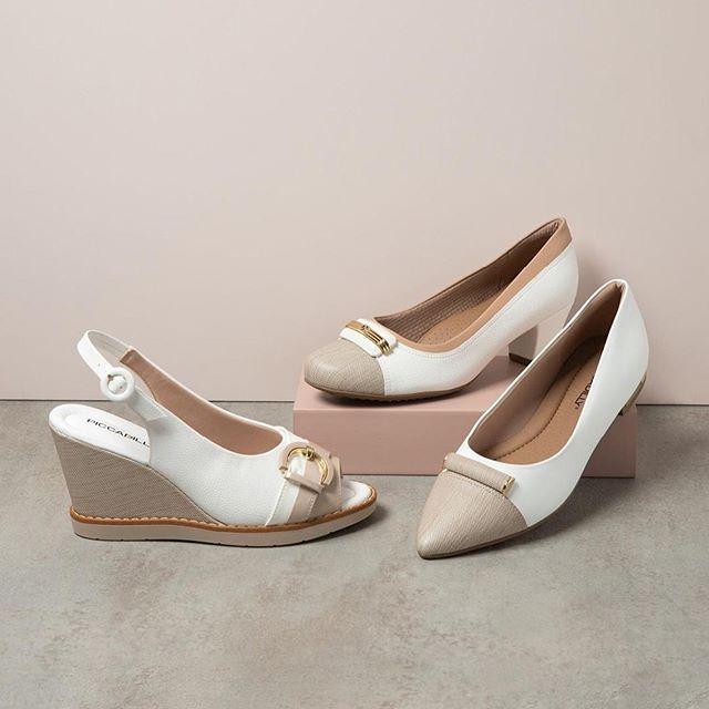 Zapatos y sandalias piccadilly primavera verano 2021