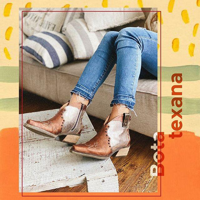 botas texanas Rocas Calzado primavera verano 2021