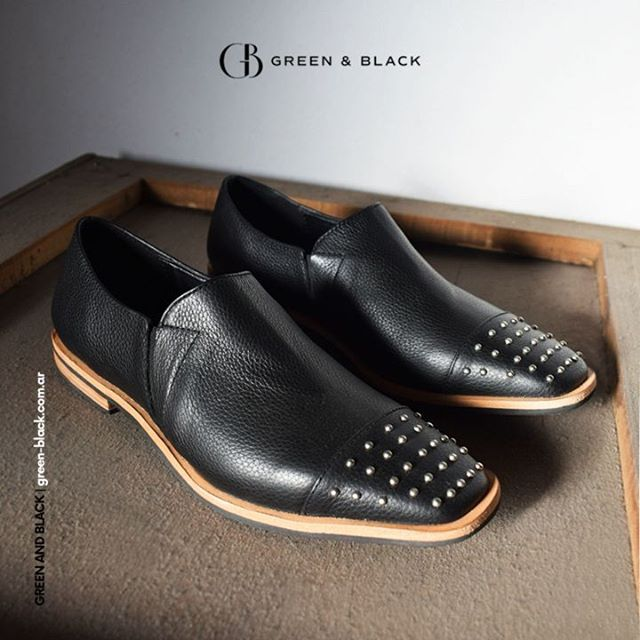 zapatos planos negros verano 2021 Green and black