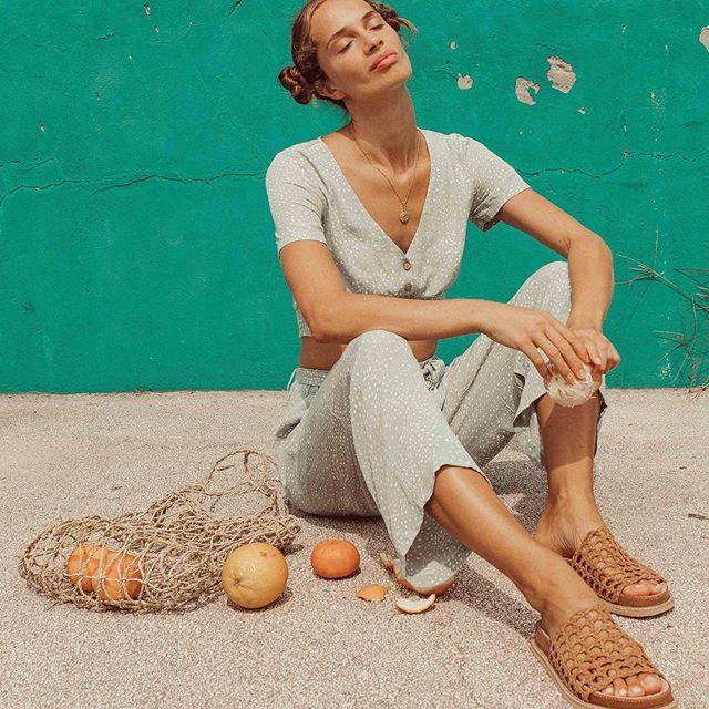 Sandalias caladas verano 2021 Las Motas
