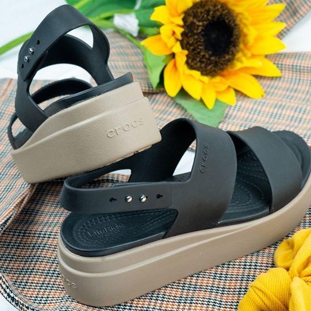 Sandalias con tiras para mujer verano 2021 Crocs