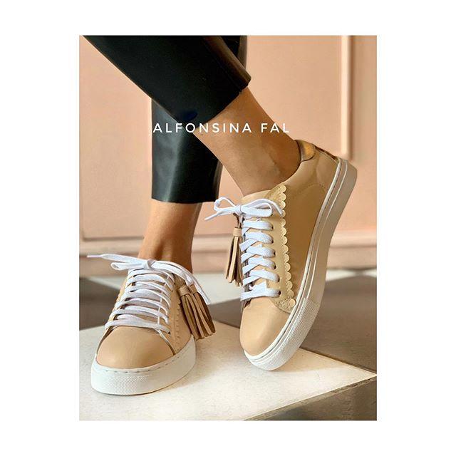 Zapatillas urbanas para mujer primavera verano 2021 Alfonsina Fal