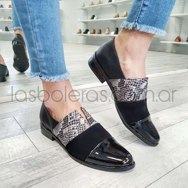 Zapatos planos para mujer verano 2021 Las Boleras