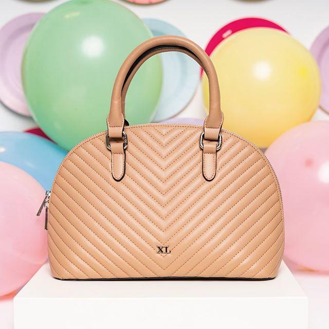 cartera rosa nude verano 2021 XL Extra Large