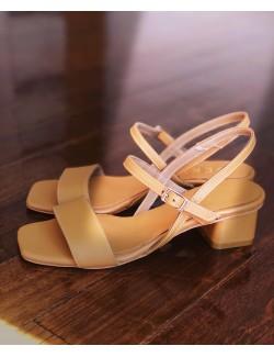 sandalias amarillas verano 2021 Gekke Calzados