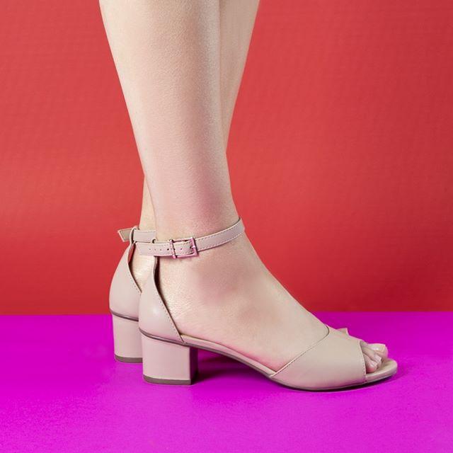 sandalias nudes verano 2021 Via Uno