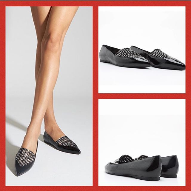 zapatos chatos de charol verano 2021 Perugia