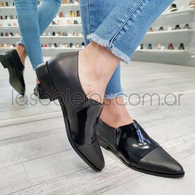 zapatos planos para mujer con punta verano 2021 Las Boleras