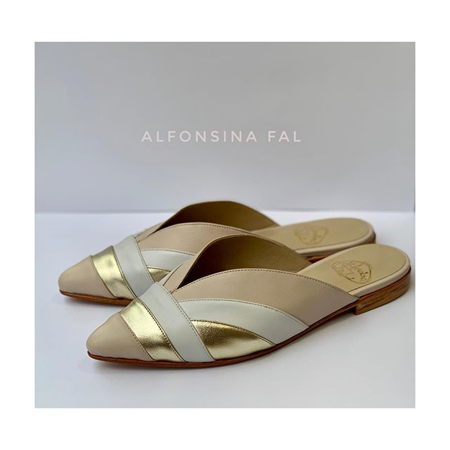 zapatos planos punta fina primavera verano 2021 Alfonsina Fal