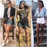 Zapatos para usar con short - Outfits mujer