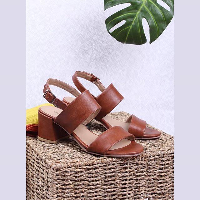 sandalias marrones verano 2021 Lady Comfort